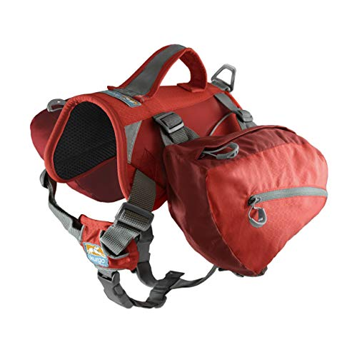 Kurgo Dog Saddlebag Backpack, Back Pack Dog...