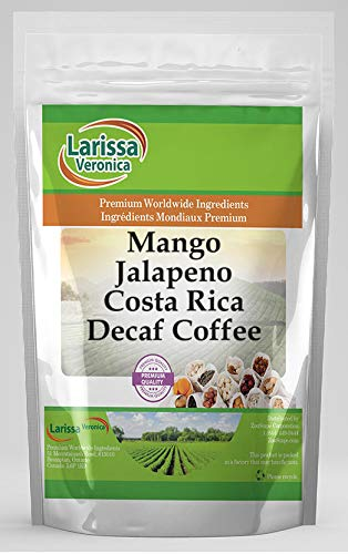 SEAL limited product Mango Jalapeno Costa Rica Decaf Flavo Naturally Our shop most popular Gourmet Coffee
