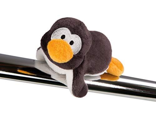 NICI Magnettier Pinguin Frizzy 12 cm – Magnet-Plüschtier Pinguin – Kuscheltier Magnet Pinguin Frizzy – Stofftier Pinguin Magnet – Magnettiere Plüsch NICI für Kühlschrank, Tafel, Metall – 44104
