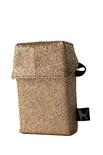 smokeshirt® Club Zigarettenetui in div. Designs 20 Zigaretten King Size smoke shirt für Zigarettenschachtel in Standardgröße, modisch, Elegante, patentiert