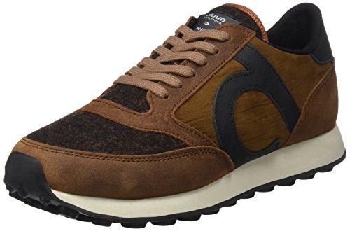 Duuo Prisa, Zapatillas Para Hombre, Marrón (Ochre Brown), 43 Eu