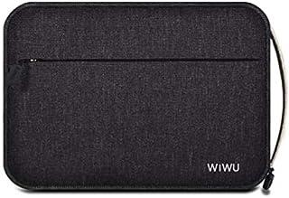 حقيبة اليد خفيفة الوزن مقاومة للماء ، لون أسود