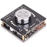 UWAYKEY Mini Bluetooth Amplifier 50W+50W Dual Channel Power Output, Bluetooth+ AUX+ USB Input