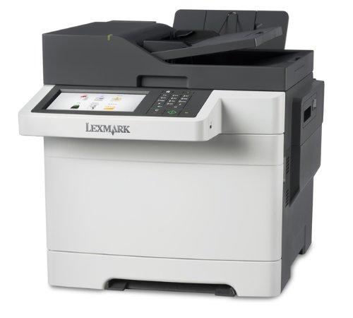 Lexmark CX510DE Multifunktionsgerät (Scanner, Kopierer, Drucker, Fax, 1200x1200 DPI, USB 2.0)