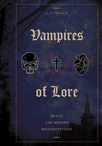 Image of Vampires of Lore: Traits and Modern Misconceptions