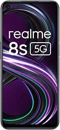 realme 8s 5G (Universe Purple, 128 GB) (6 GB RAM)