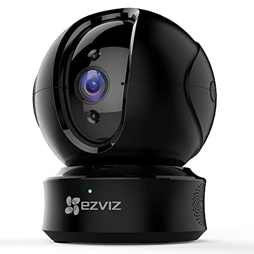 EZVIZ CTQ6C Caméra Surveillance WiFi Intérieure 360° 1080P Caméra IP Wi-FI &...