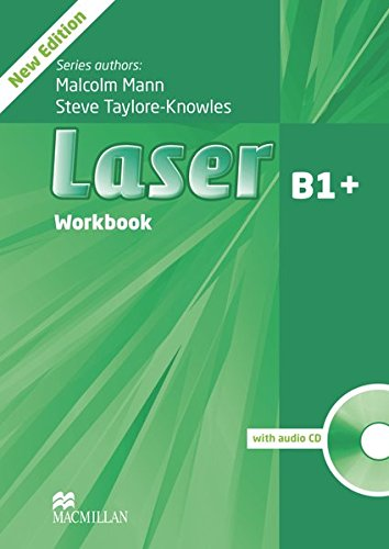 Laser B1+/Workbook with Audio-CD without Key