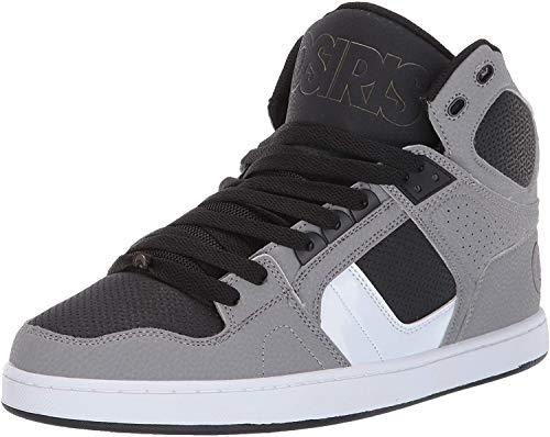 Osiris Men's NYC 83 CLK Skate Shoe, Grey/CPR, 9 M US