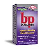 Nature's Way BP Manager Supports Healthy Blood Pressure, 90 Count