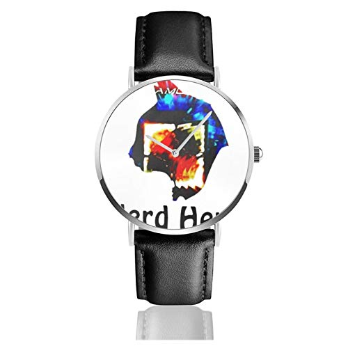 Boys & Girls Nerd Herd Men Wrist Watches Genuine Leather for Gents Teenagers Boys