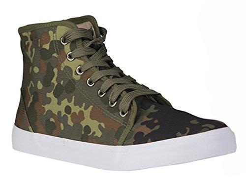 Mil-Tec Army Sneaker Flecktarn Gr.41