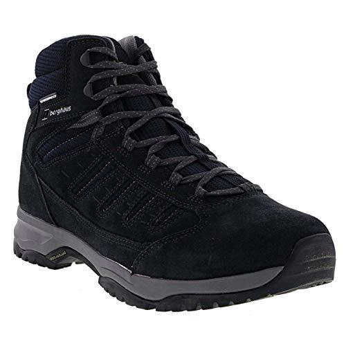Berghaus Expeditor Trek 2.0 Walking Boots, Herren Trekking- & Wanderstiefel, Blau (Dark Blue/Black), 43 EU (9 UK)