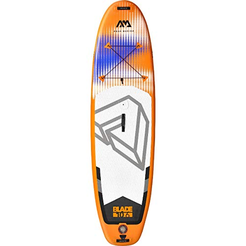 Tavola Windsurf Isup Aquamarina Blade, Arancione, Taglia Unica