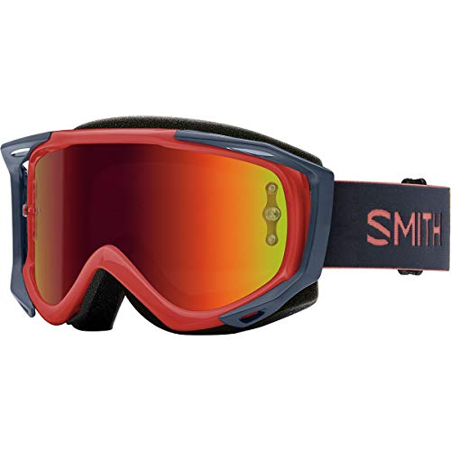 SMITH Fuel V.2 SW-X M MTB Goggle Unisex, Red Rock, One Size