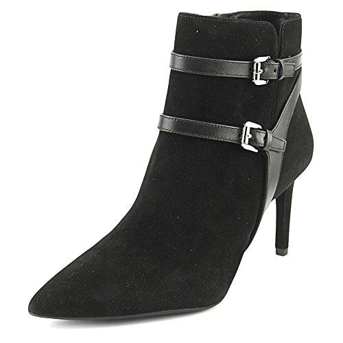 Michael MICHAEL KORS Fawn Ankle Boot Bottines/Boots Femmes Noir - 39 - Bottines