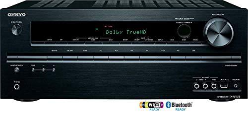 Onkyo TX-NR525 Receiver, 3D, Audio PC Streaming