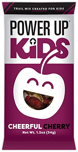Power Up Kids Trail Mix, Cheerful Cherry, 1 Count