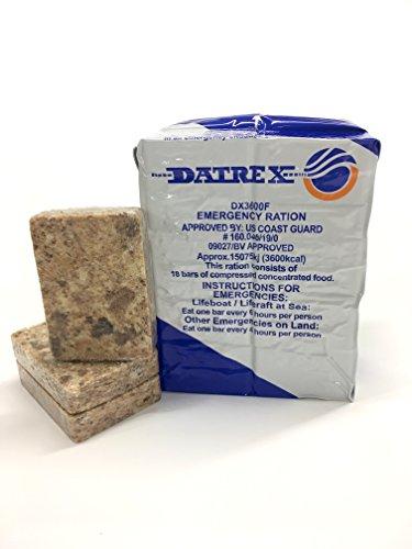 Datrex 3600 Emergency Food Bar