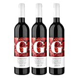 CLOS MONTBLANC Gormand - Light & Fruity 2019 Young Spanish Red Wine, 3 Bottles