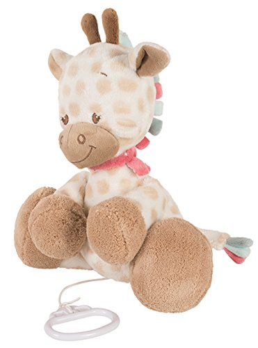 Nattou Charlotte & Rose Spieluhr 655057, Charlotte die Giraffe