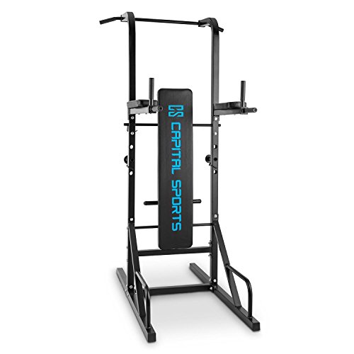 Capital Sports Multi Tower (Multi-Function Power Tower Exercise Machine)