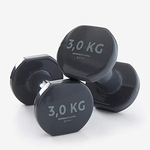 Nyamba Tone - Mancuernas (2 unidades, 3 kg)