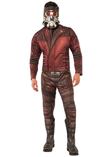 Generique - Star-Lord-Kostüm Guardians of The Galaxy 2 Lizenzkostüm