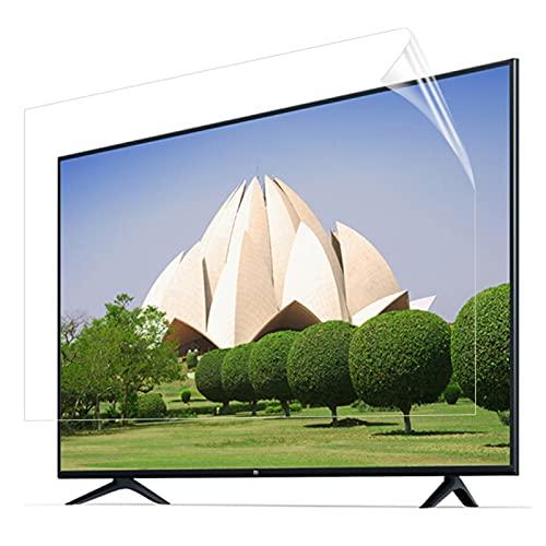 JANEFLY Protector De Pantalla De TV para Monitor De 32-52 Pulgadas, PelíCula Antideslumbrante De TV Bloqueo De La Luz Azul DañIna De 380 A 420 NM para LCD LED,39in(856×478mm)