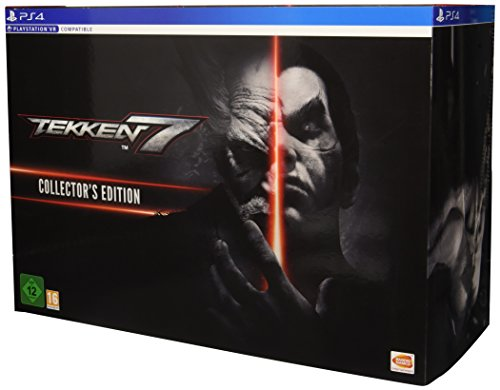 Tekken 7 - Collectors Edition (exkl. bei Amazon.de) - [Playstation 4]