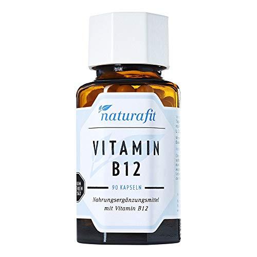 naturafit Vitamin B12 Kapseln, 90 st. Capsules
