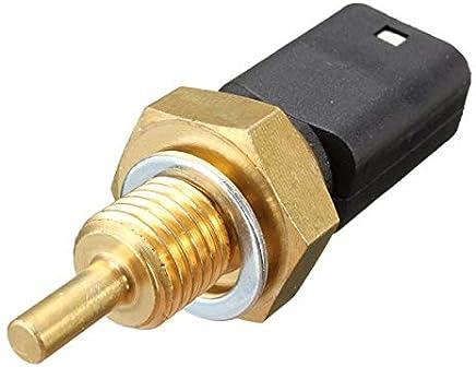 Hitommy 7700101968 - Sensor de Temperatura del refrigerante para Renault Clio Scenic Kangoo Megane
