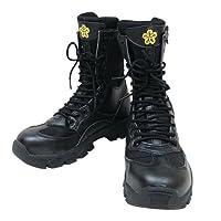 岩崎製作所 IWA 消防編上げ靴 PRIBON(プリボン) 26.0cm IWA-PRIBON-260 [カラー:ブラック] [サイズ:26.0]