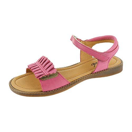 Froddo schoenen voor meisjes sandalen Fuchsia G4150023