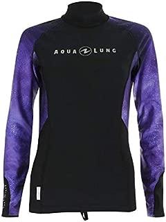 Aqua Lung Galaxy Long Sleeve Rash Guard for Women