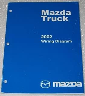 2002 Mazda Truck Wiring Diagrams (B2300, B3000, B4000 Series)