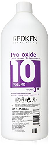 Redken Pro-Oxide Cream Developer Cream, 33.8 Ounce