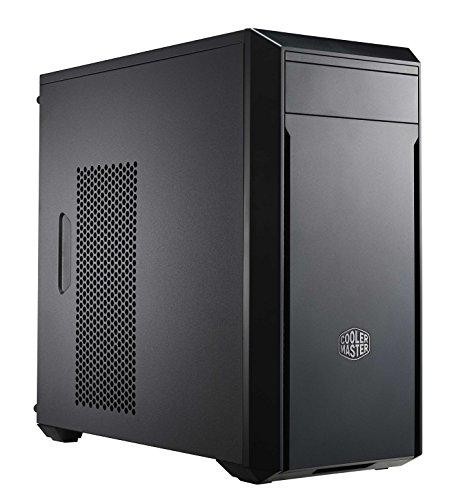 Cooler Master MasterBox Lite 3 Case per PC 'microATX, Mini-ITX, USB 3.0, Pannello Laterale in maglia' MCW-L3S2-KN5N