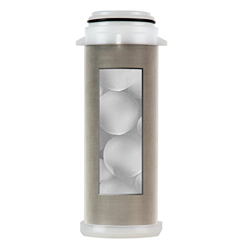 iSpring FWSP50SL Spin down Sediment Water Filter Replacement Cartridge, chrome