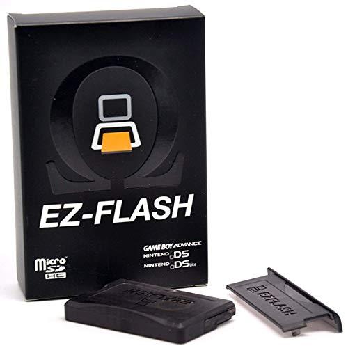 EZ Flash Omega Orange Transparente Edición Limitada o Original Negro Transparente Edición – Producción Limitada – Disponible sólo Mientras duren Las existencias.