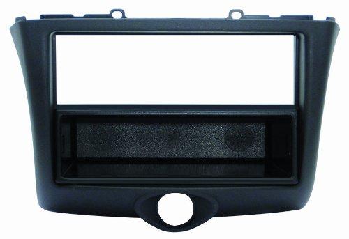 Phonocar 03403 Mascherina Autoradio 2ISO ISO Colore Nero Compatibile Con Toyota Yaris dal 2003 al 2006