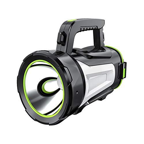 Luz de emergencia Luz fuerte portátil USB multifunción de carga camping tienda de reparación de coches linterna de búsqueda impermeable foco con batería lámpara al aire libre