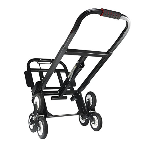 Aluminio de Carro Escaleras, Escalera portátil Carretilla d