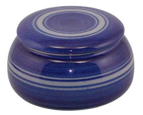 Unbekannt original französische wassergekühlte Keramik butterdose, nie mehr Harte Butter zum frühstück, 250gr, c3 Bauch groß