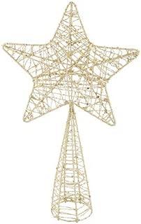 Euro Flora Yılbaşı Ağacı Tepe Yıldızı 18 X 30 cm