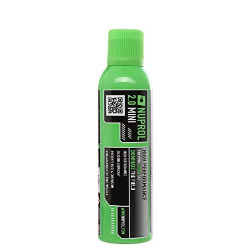 Nuprol Gaz Airsoft Premium Green gaz 2.0 Mini