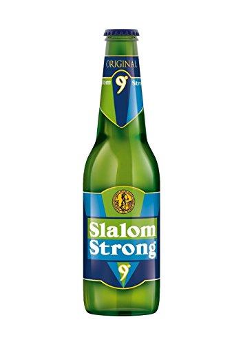 Cerveza Slalom STRONG cl 33x 24botellas Cristal