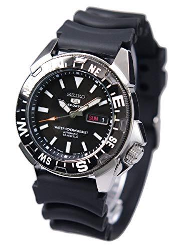 [セイコー] SEIKO 腕時計 SEIKO5 スポーツ 海外モデル 日本製 自動巻き メカニカル SNZE81J2 メンズ [逆輸入品]