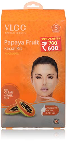 VLCC Professional Salon Series Fruit Facial Kit 5x10g