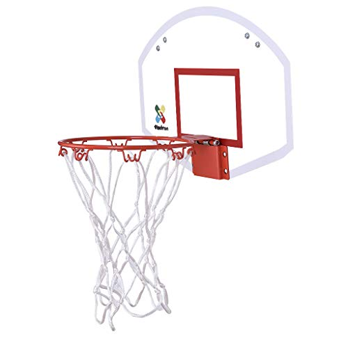 Lowest Prices! WEELOLOE Mini Basketball Hoop Over-The-Door Basketball Backboard Indoor Outdoor Sport...